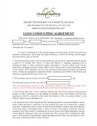 how to write a business proposal for a loan acknowledgement