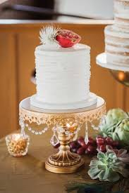 small cake stand 13 cake stands for any wedding style