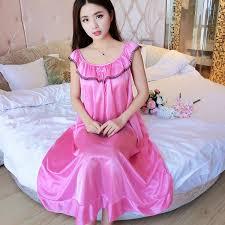 Baju Tidur baju tidur wanita saiz l btw01 pink