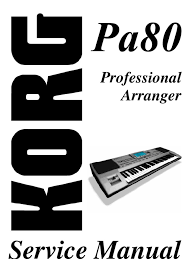 roland xp 50 service manual