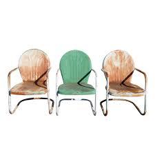 Retro Metal Patio Chairs Retro Metal Patio Chairs Amazing Chairs