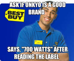 Best Buy Memes - clueless best buy employee meme guy