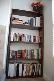ana white skinny ikea lack bookshelf diy projects