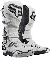 motocross boot sale fox shock protectors fox instinct 15 boots motocross white fox