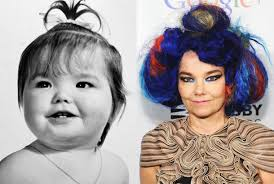 baby yearbook bjork baby photo