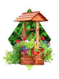 build wishing well planters diy plans for gun cabinet observant47nbk