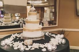 black white u0026 gold wedding with glitter details in newport beach