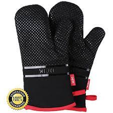 gant de cuisine anti chaleur deik gants de cuisine résistant à la chaleur gants de four anti