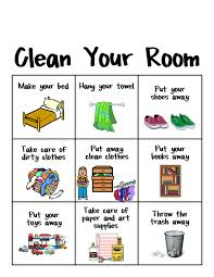 how to clean a bedroom kids clean bedroom clipart clipartxtras