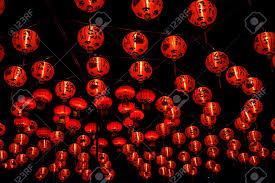 luck lanterns bright lanterns at with wealth and luck