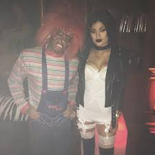 chucky costumes jenner and a friend dressed as chucky and his in 2014