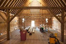 restoration of barn and silo