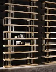Gold Bookshelves by Cabinet Bronze And White 가구 Pinterest
