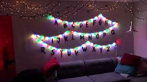 o fallon christmas lights diy stranger things interactive christmas lights youtube