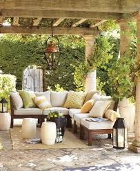 from pottery barn 43 patio designs from pottery barn patio and garden pinterest