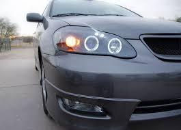 toyota corolla fog lights toyota camry corolla solara clear housing oem style fog lights