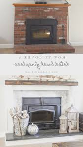 fireplace how to attach mantle to brick fireplace room design