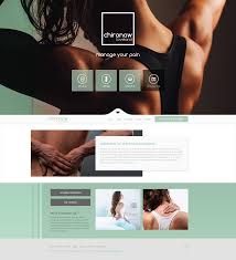 Best Home Network Design The 10 Best Chiropractic Website Template Designs For 2017