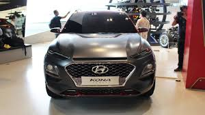hyundai kona iron man special edition motor1 com photos