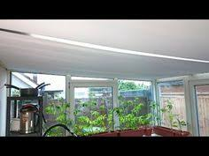 Hillarys Blinds Chesterfield Using Pristine White And Cream Blinds In Your Conservatory