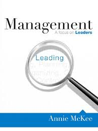 0999129 bc466 mckee a management a focus on leaders