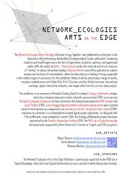 Home Lab Network Design Ecology Of Networks How Does Your Work Engage The Idea Or Object
