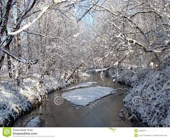 winter river stock image image 35056371