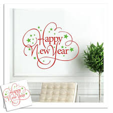 online get cheap wall font aliexpress com alibaba group cute star lace henna flower star art fonts happy new years wall stickers home decorations store shop decals home ornaments