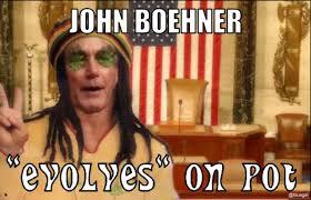 Boehner Meme - boehner joins board of multi state pot organization everyone