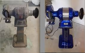 Pro Tech Bench Grinder Baldor Grinders What The Hell Am I Looking At The Garage
