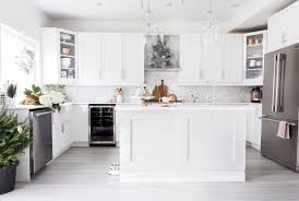 Before And After White Kitchen Cabinets Kitchen Makeover U2022 Fusion Mineral Paint