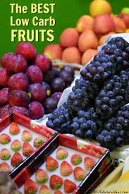 best low carb fruits list for a keto diet all natural ideas