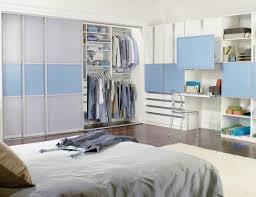 Diy Closet Door Ideas Blue Diy Closet Door Ideas
