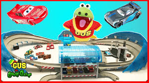 disney cars 3 biggest race track ultimate florida speedway youtube