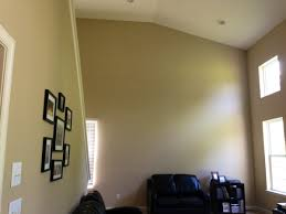 How To Decorate A Wall by Decorating A Two Story Wall How To Decorate