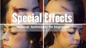 how to do special effects makeup for beginners