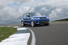 land rover svr land rover launches latest range rover svr