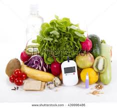 dependent first type diabetes patient measuring stock photo
