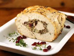 the pantry cooker turkey breast stuffed with