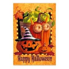 27 best halloween garden flags images on pinterest garden flags