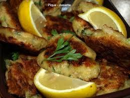 cuisiner poisson blanc acras de poisson blanc pique assiette