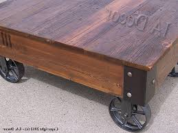 Industrial Rustic Coffee Table Rustic Coffee Table Instructions Factory Cart Coffe Table With