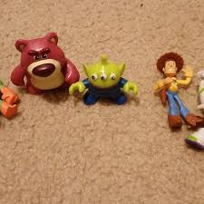 toy story characters buzz woody lotso huggin bear