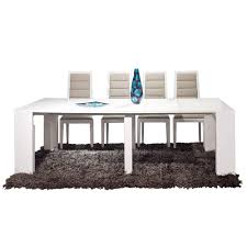 sharelle furnishings bellini wg cons bellini console dining table