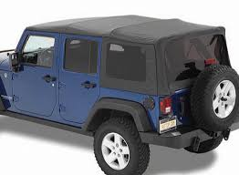 jeep wrangler unlimited softtop bestop 5472335 supertop nx top with tinted windows without
