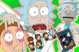 Britbox On Tv Rick And Morty U0027 Has The Most Complicated Universe Of Any Show On