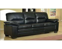 black leather sofa sectional bed ikea ashley furniture and
