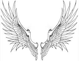 best 25 eagle wing tattoos ideas on wing