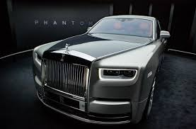 roll royce garage rolls royce unveils the newest phantom u2014and it u0027s the best one yet