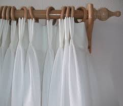 French Pleat Curtain Draperies Select Drapery Window Coverings West Los Angeles